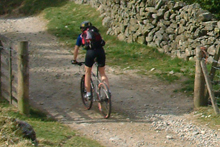 Try taking the bike, the Lake District has lots of great bike trials