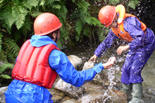 Have a splash with Ghyll Scrambling